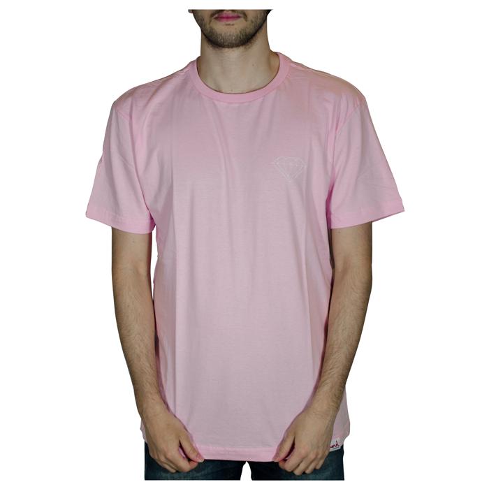 Camiseta Diamond Brilliant Rosa Z16DPA04