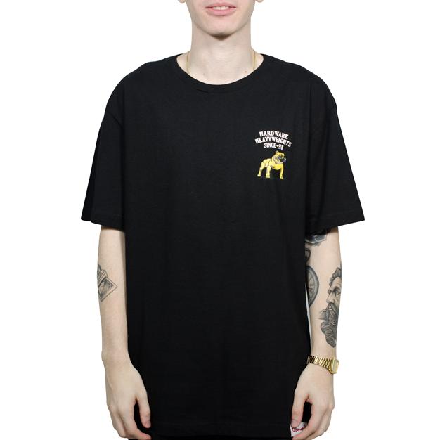 Camiseta Diamond Bulldog Tee Preta