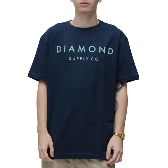 Camiseta Diamond Stone Cut Azul