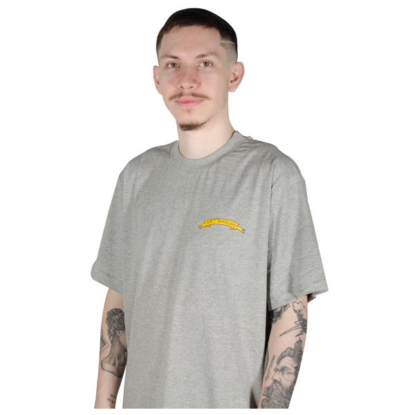 Camiseta Diet Toca Disco Cinza