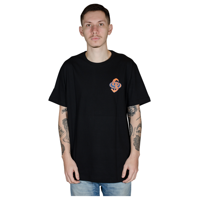 Camiseta Drop Dead Eternal Preta 70241017