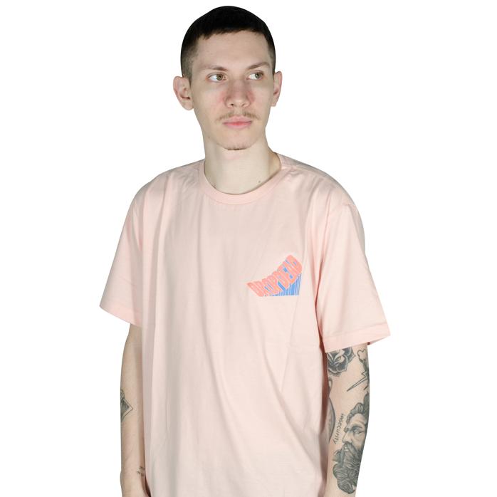 Camiseta Drop Dead Ramp Rosa