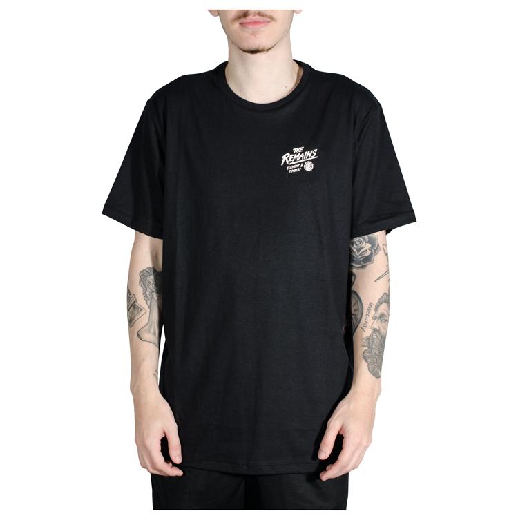 Camiseta Element & Timber Liberty Preta