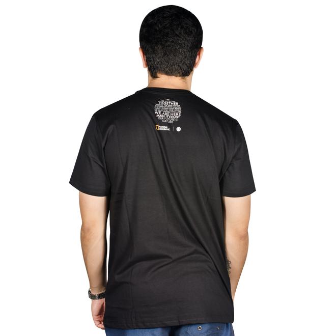 Camiseta Element Earth Preta