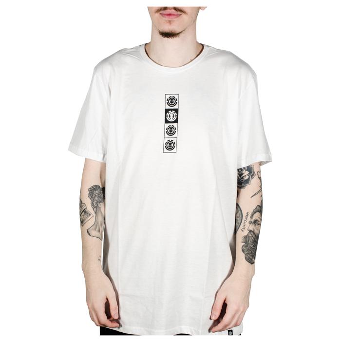 Camiseta Element Eastman Branca