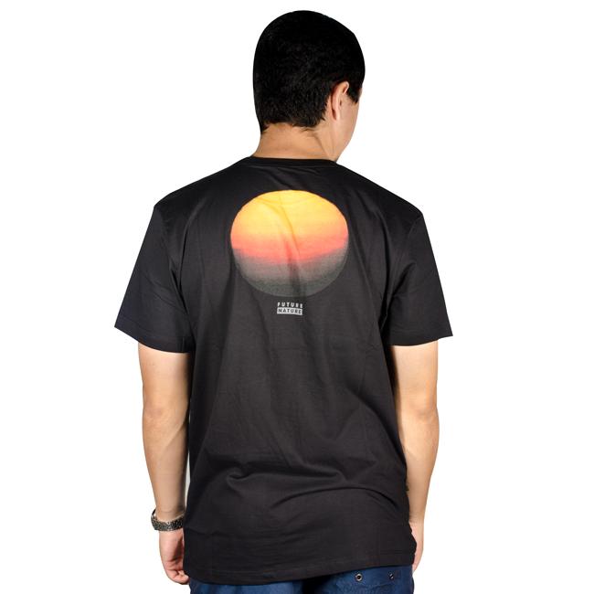Camiseta Element Sun Preta