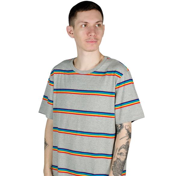 Camiseta Hocks Colorway Mescla Cinza