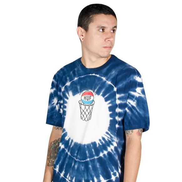 Camiseta Huf Ungrateful Fools Azul