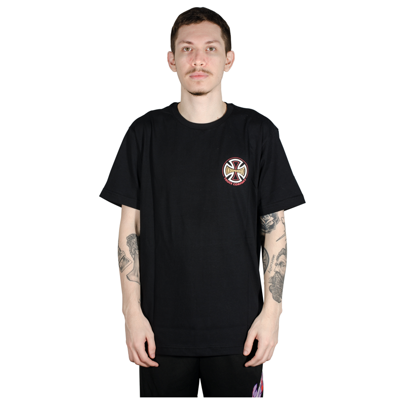 Camiseta Independent CBB Cross Spade Preto