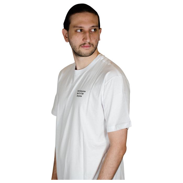 Camiseta Lakai Everyone Branco LKTS010010