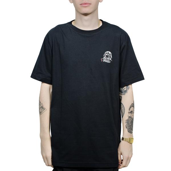 Camiseta Lakai Street Dogs Preta