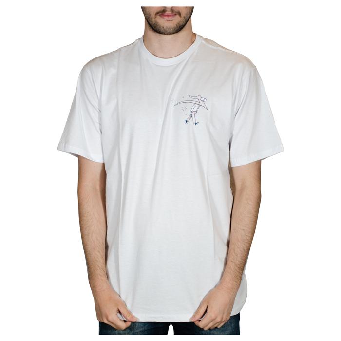 Camiseta Lakay Guy Branca LKTS01001301