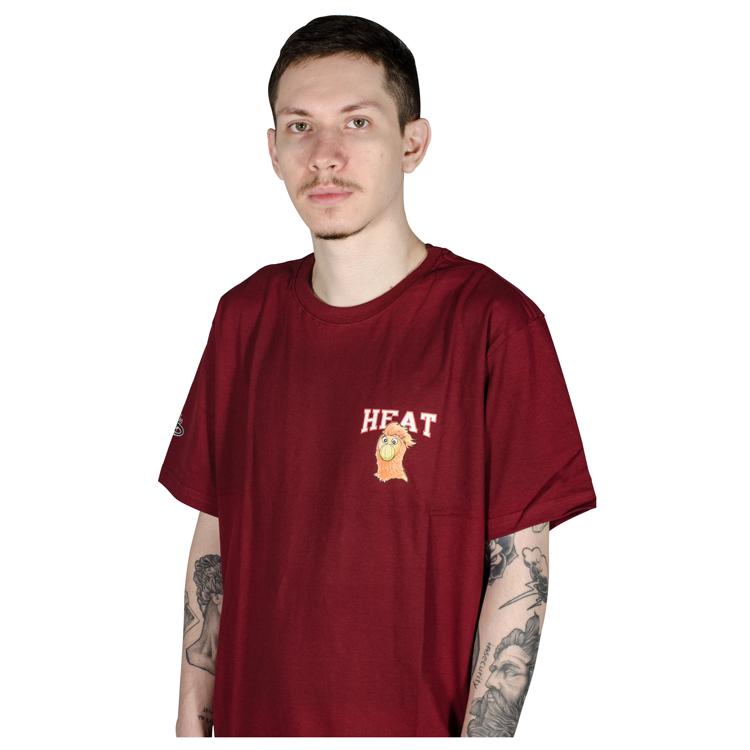Camiseta NBA Miama Heat Mascote