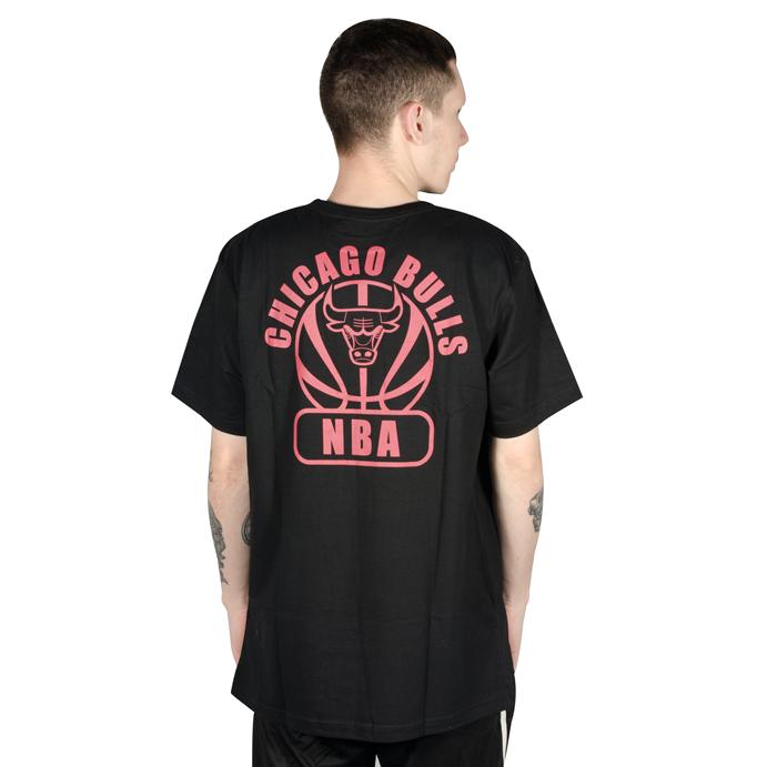 Camiseta NBA Trey Back Chicago Bulls Big Preta