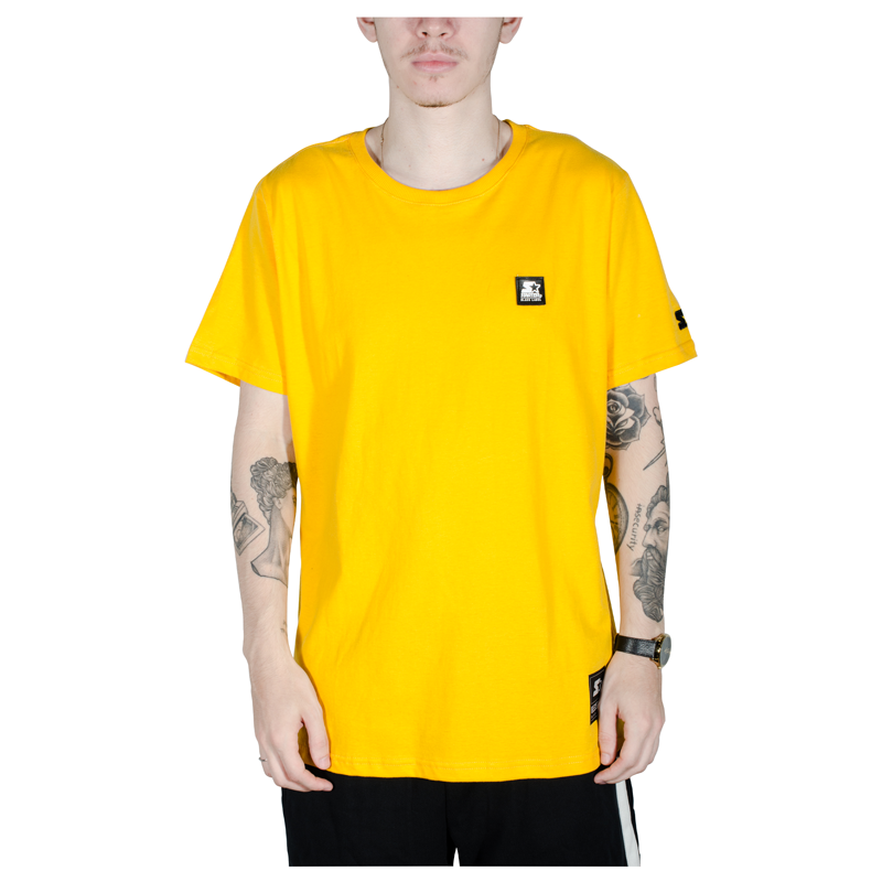 Camiseta Starter Basic Mini Logo T138A Amarela