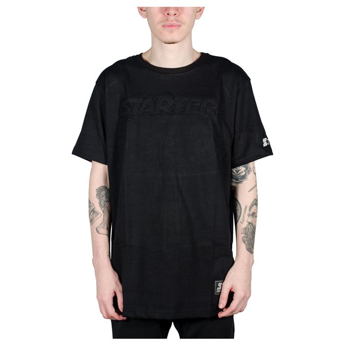 Camiseta Starter Especial Preta