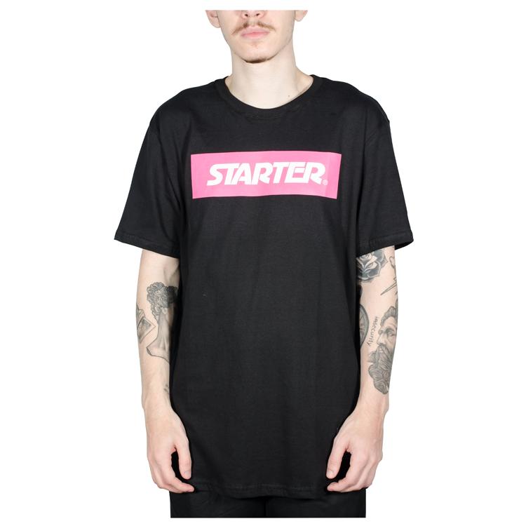 Camiseta Starter Estampa T200a Preta