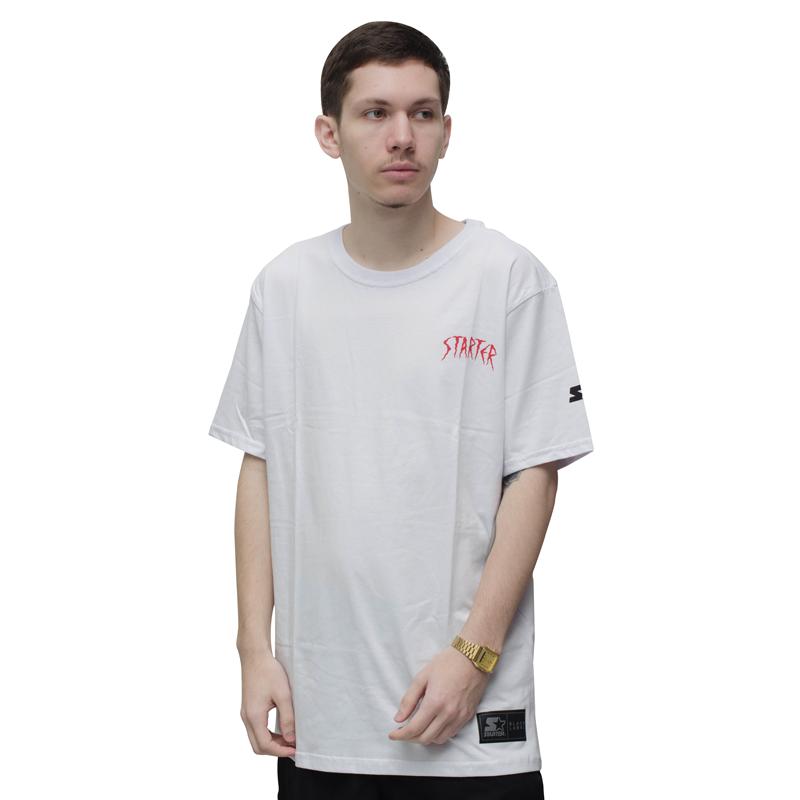 Camiseta Starter Shark Branca