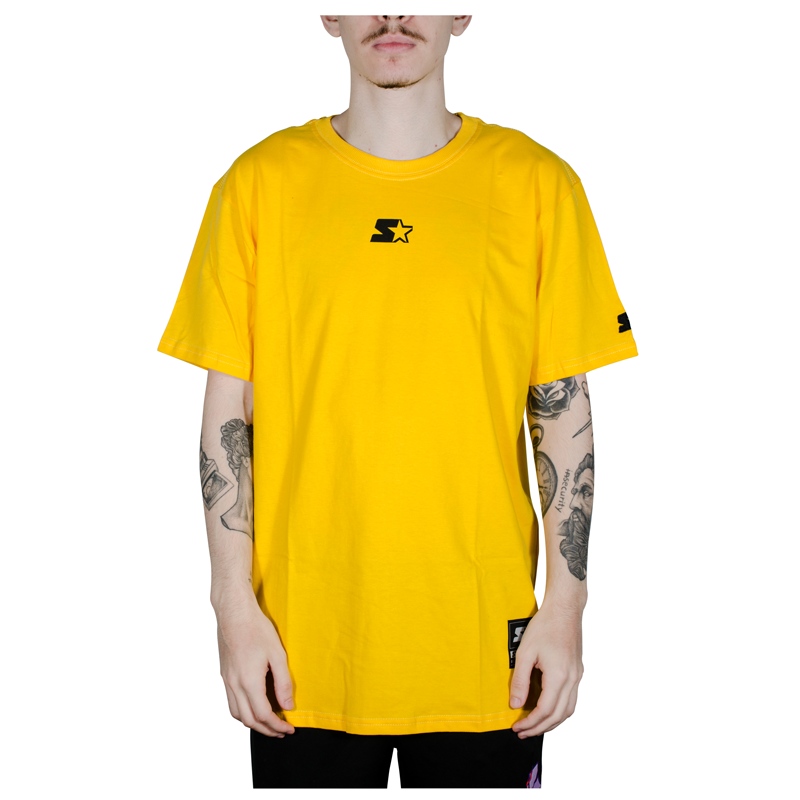 Camiseta Starter T201A Amarela
