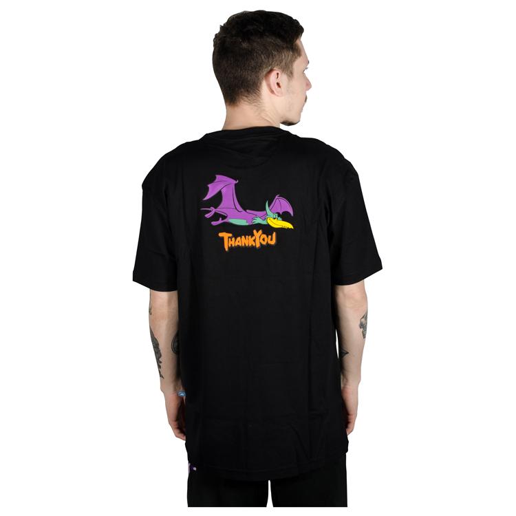 Camiseta Thank You Stoneage Dactyl Tee Preto