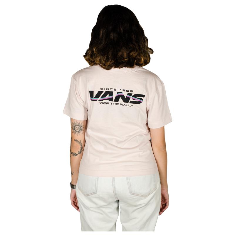 Camiseta Vans Affeek Shun Hushed Violet VN0A53Q99P1