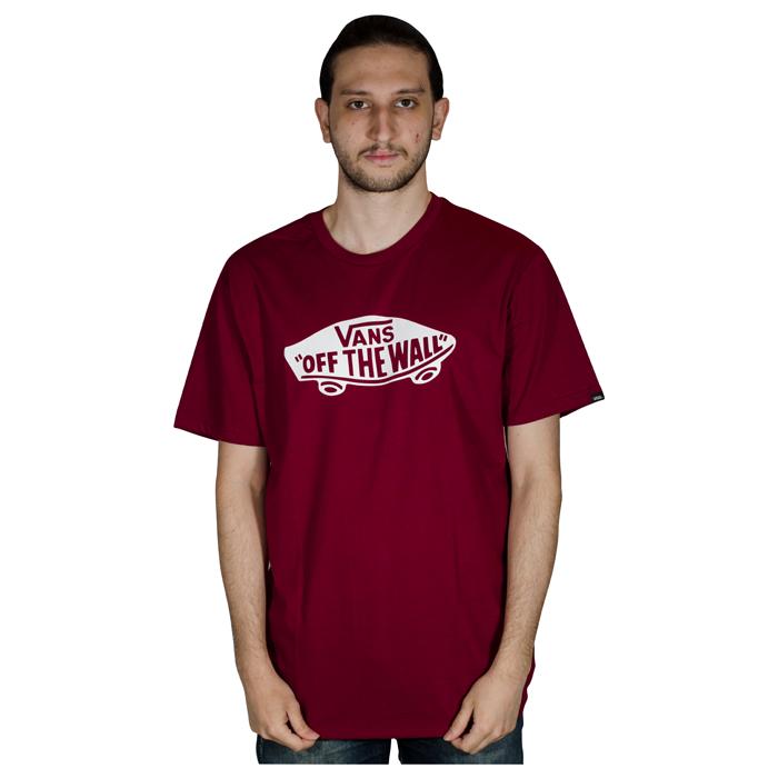Camiseta Vans Classic OTW Bordô