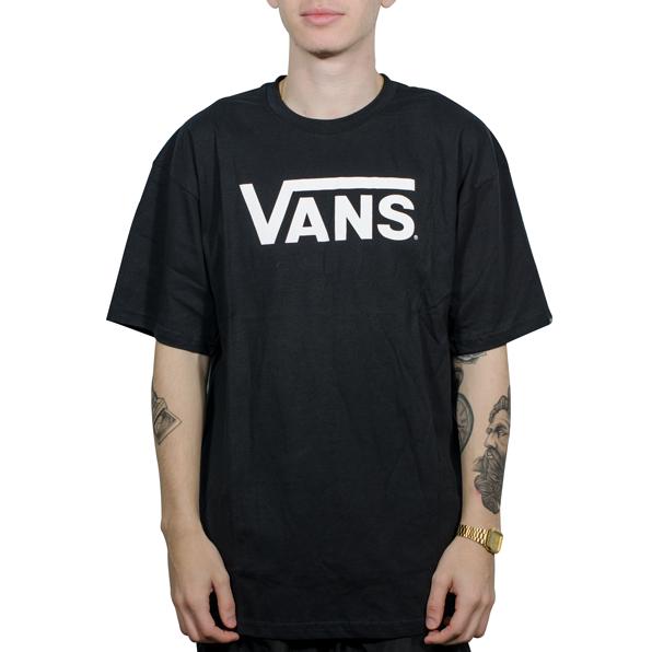 Camiseta Vans Classic Preta