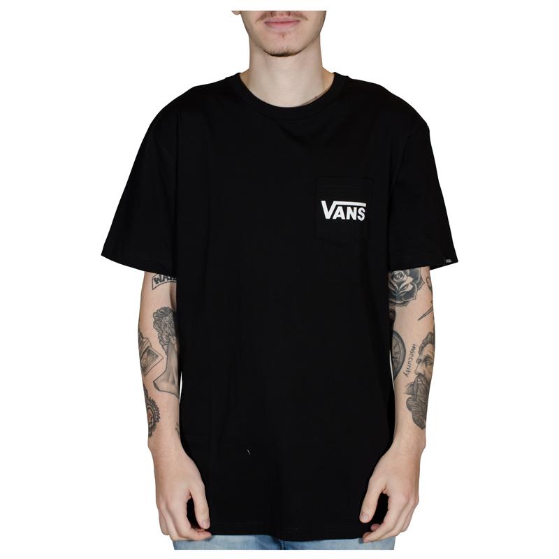 Camiseta Vans OTW Classic Preta VN0A4BT2
