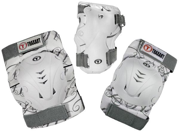 Kit de Proteção Traxart Protectors-Amador Branco