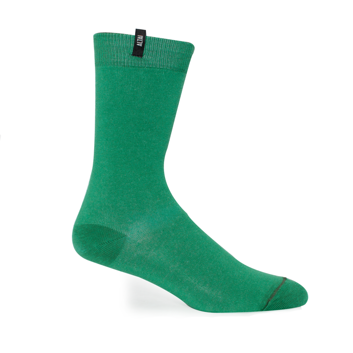 Meia Altai Colors Verde Bandeira