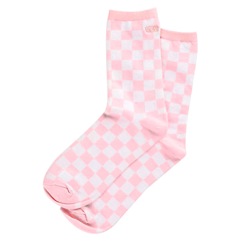 Meia Vans Ticker Sock Rosa