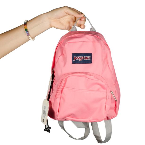 Mini Mochila JanSport Half Pint Pink