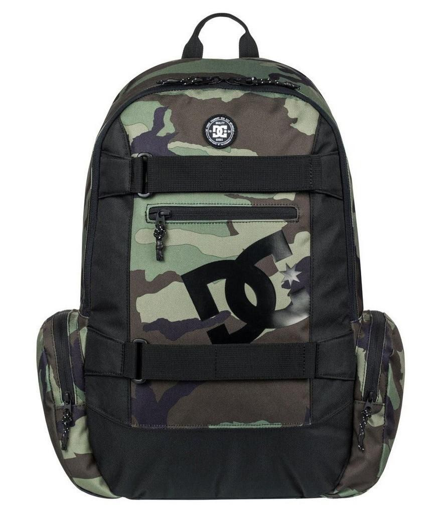 Mochila DC The Breed Camuflada