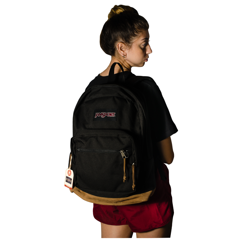 Mochila JanSport Right Pack Preta