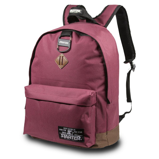 Mochila Starter Basic Bordo