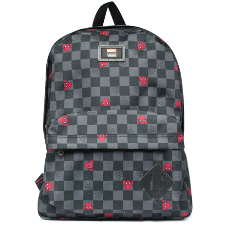 Mochila Vans Old Skool II Marvel Spider Man