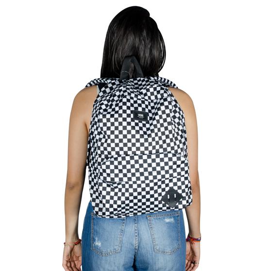 Mochila Vans Old Skool III Checkerboard