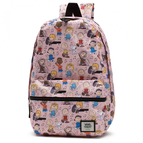Mochila Vans Peanuts Dance Party Calico