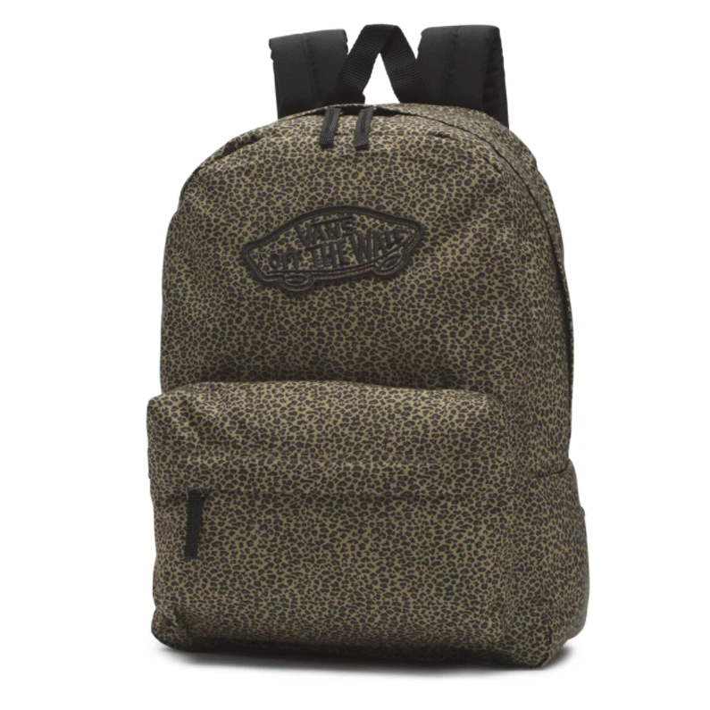 Mochila Vans Realm Backpack Mini Leopardo