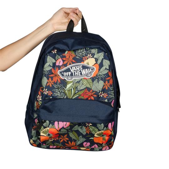 Mochila Vans Realm Backpack Multi Tropic