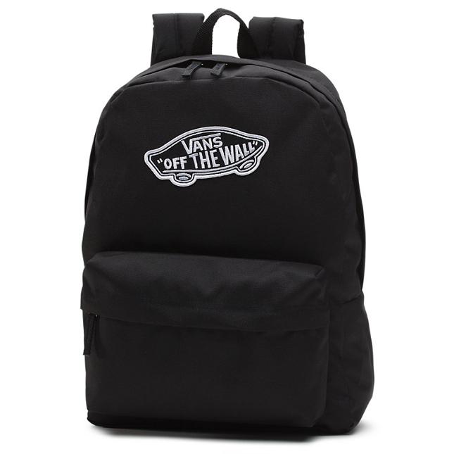 Mochila Vans Realm Backpack Preta
