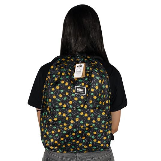 Mochila Vans Realm Classic Backpack Preta