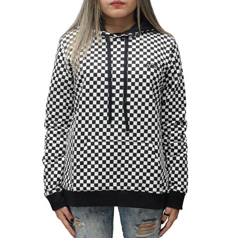 Moletom Feminino Vans Checkers Hoodie