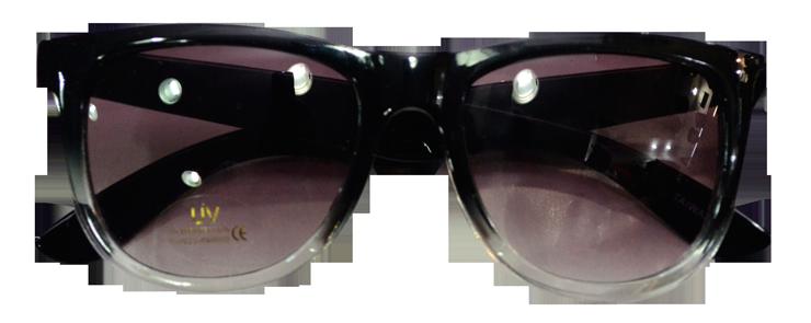 Óculos Santa Cruz Preto