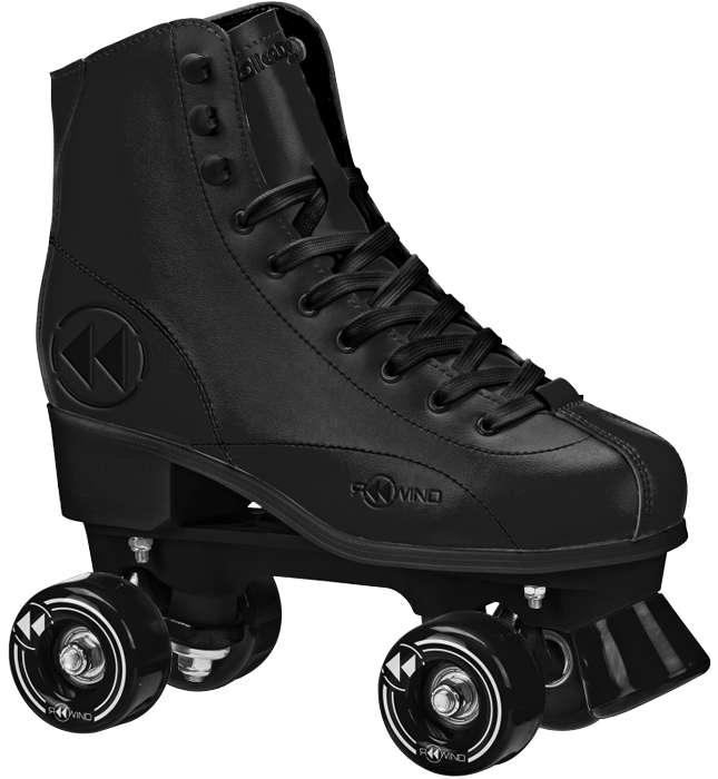 Patins Roller Derby Quad Reewind Preto 58mm Abec 5