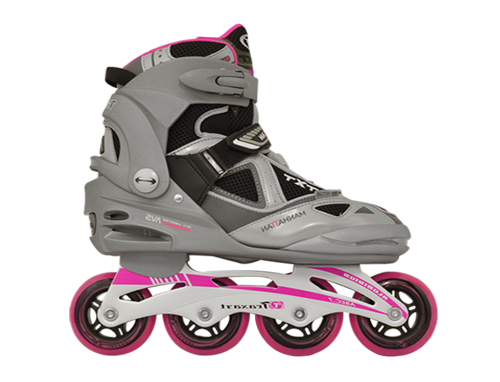 Patins Traxart Manhattan Rosa