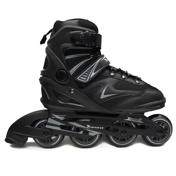 Patins Traxart Turbo 7 Preto