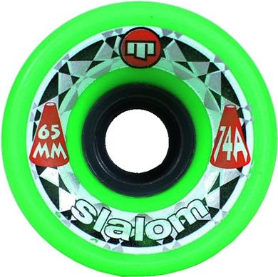 Roda Longboard Moska Slalom 65mm 74A - 4 unid.