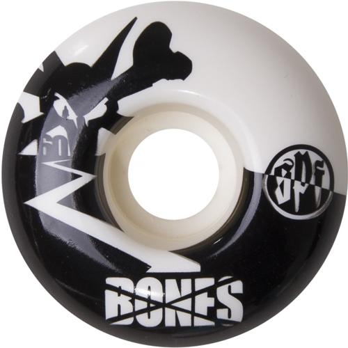 Roda Street Bones Too Tone SPF 60mm 84B - 4 unid.