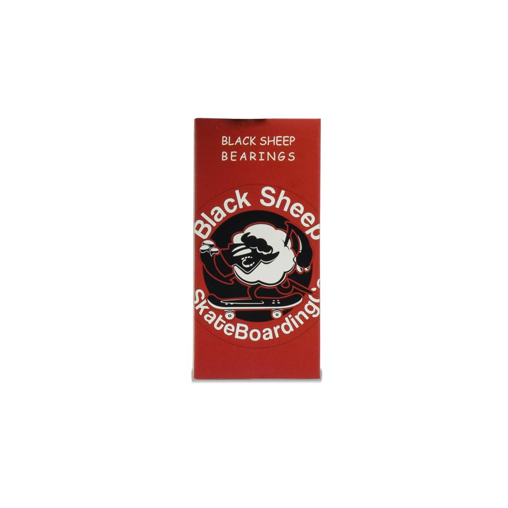 Rolamento Black Sheep Red - 8 unid.